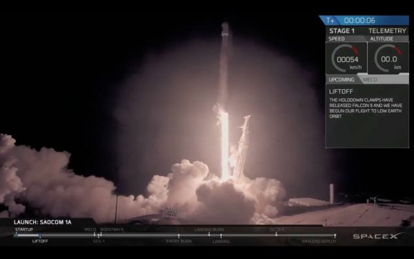 SpaceX Aces First-Ever Rocket Landing in California After Spectacular Satellite Launch