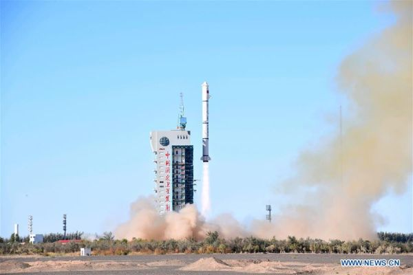 TWO SATELLITES WITH SECRETIVE MISSIONS LAUNCHED BY CHINA