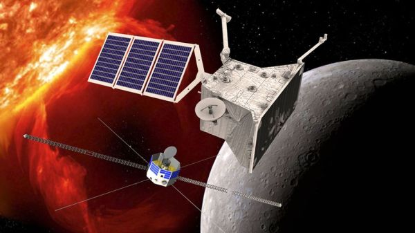 COUNTDOWN TO EUROPE'S 'NAIL-BITING' FIRST MISSION TO MERCURY