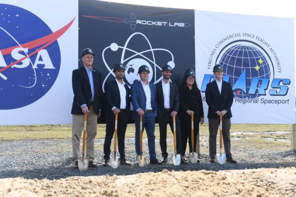 ROCKET LAB PICKS VIRGINIA SPACEPORT AS US LAUNCH SITE FOR SMALL SATELLITES