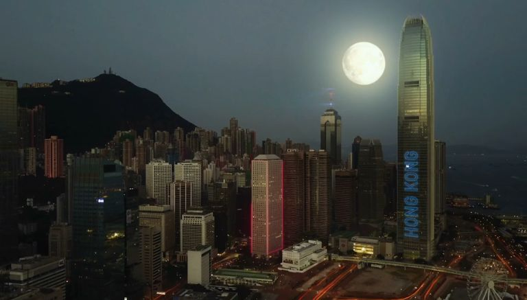 CHINA PLANS TO LAUNCH AN 'ARTIFICIAL MOON' TO LIGHT UP THE NIGHT SKIES