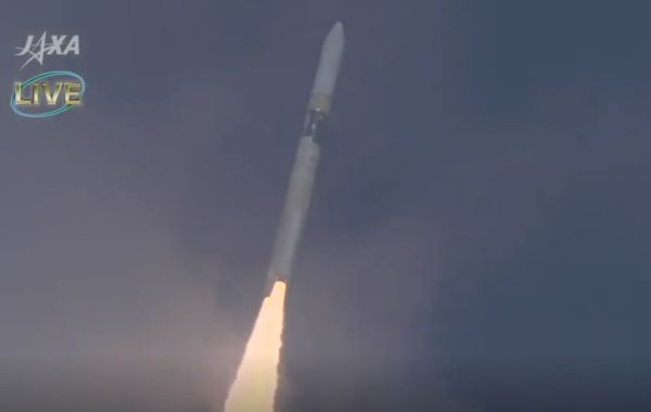 Japan Launches UAE's KhalifaSat and Climate-Monitoring Satellite Into Orbit