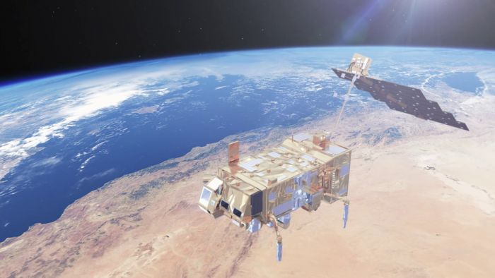 A NEW EUROPEAN SATELLITE LAUNCHING THIS WEEK IS IMPORTANT FOR WEATHER FORECASTS
