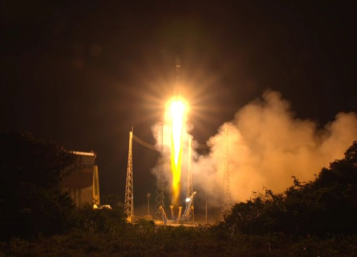 EUROPE'S METOP-C LAUNCHED