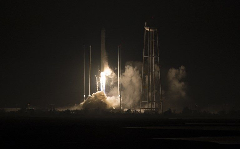 NASA PREPARING FOR LAUNCH OF UKRAINIAN PRODUCED ANTARES ROCKET TO THE INTERNATIONAL SPACE STATION