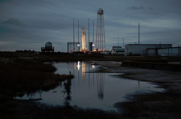 BAD WEATHER FORCES NASA, NORTHROP GRUMMAN TO DELAY CARGO LAUNCH TO SPACE STATION