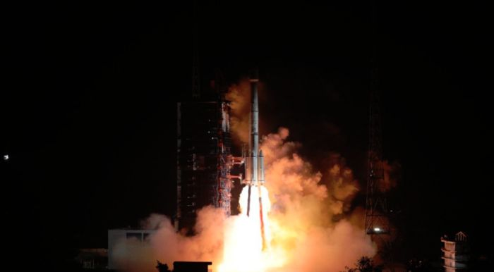 CHINA'S LATEST BEIDOU SATELLITE LAUNCH CLEARS WAY FOR CHANG'E-4 LUNAR FAR SIDE MISSION