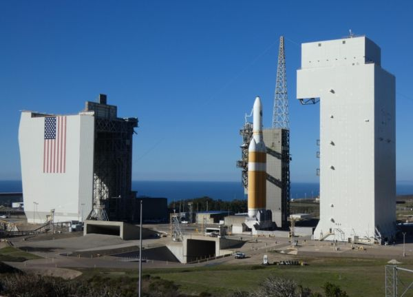 ULA DELTA IV-HEAVY LAUNCH WITH NROL-71 SCRUBBED