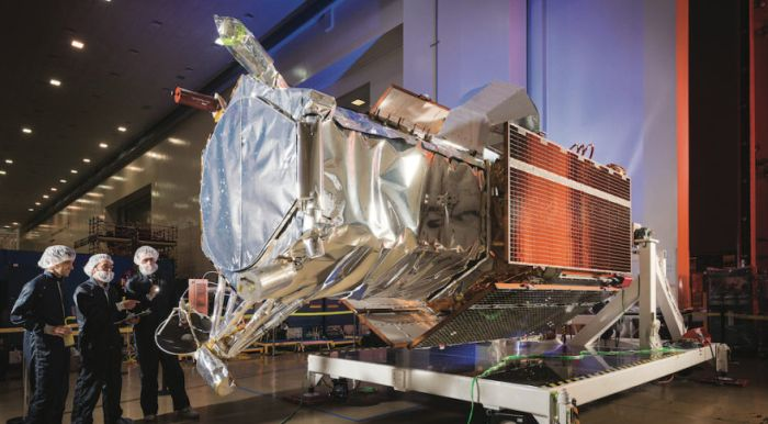 DIGITALGLOBE LOSES WORLDVIEW-4 SATELLITE TO GYRO FAILURE
