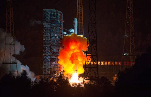 China launches Zhongxing-2D broadcasting satellite — media