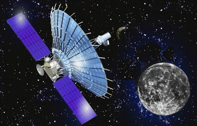 RUSSIA HAS LOST CONTROL OF ITS SPEKTR-R RADIO SATELLITE AFTER COSMIC RADIATION FRIED ITS ELECTRONICS