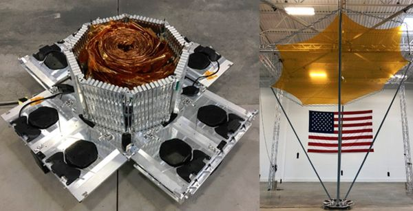 This DARPA satellite will be designed, built and launched in 18 months