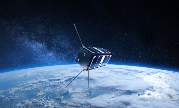 HOW A SHOE-BOX SIZED SATELLITE COULD TRANSFORM LOGISTICS COMMUNICATIONS