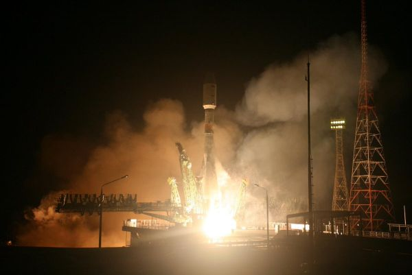 EGYPTIAN OBSERVATION SATELLITE LAUNCHED BY RUSSIAN ROCKET