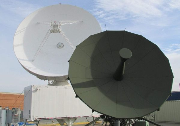 THE ARMY HOPES A NEW SATELLITE WILL HELP ALLEVIATE CONGESTION