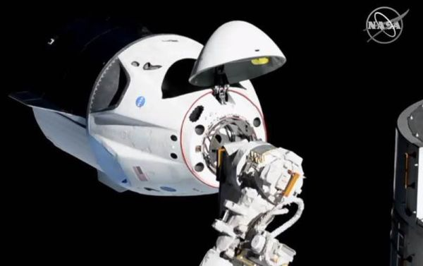 AFTER A SUCCESSFUL TEST FLIGHT TO THE ISS, SPACEX LOOKS AHEAD TO LAUNCHING ASTRONAUTS