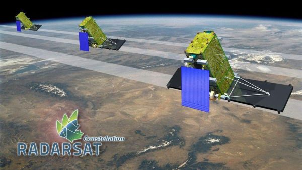 DELAYED SATELLITE RADAR MISSION BUCKS THE SMALLSAT TREND
