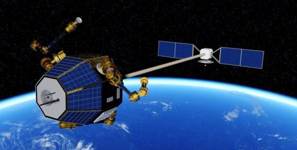 HOW ONE COMPANY WILL BUILD SATELLITE PARTS IN SPACE