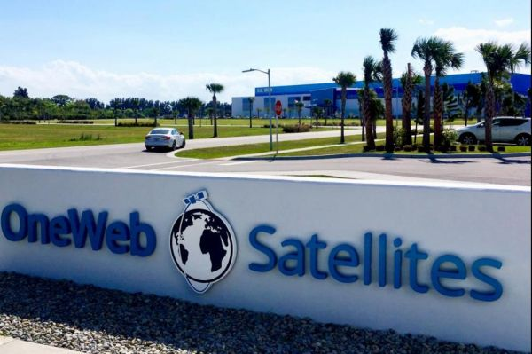 ONEWEB STARTS TO MASS-PRODUCE SATELLITES IN FLORIDA