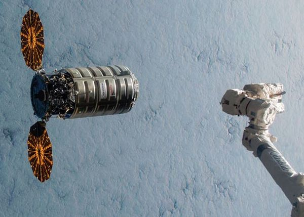 NASA highlights science on next Cygnus mission to ISS