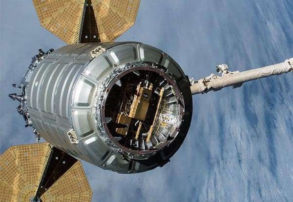 NORTHROP GRUMMAN CARRIES TECHNOLOGY, SCIENTIFIC INVESTIGATIONS ON MISSION TO SPACE STATION