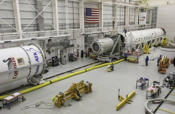 Universities to provide payloads for ISS launch on Wednesday