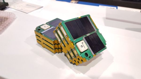 ALTA DEVICES SOLAR ON UPCOMING SATELLITE LAUNCH