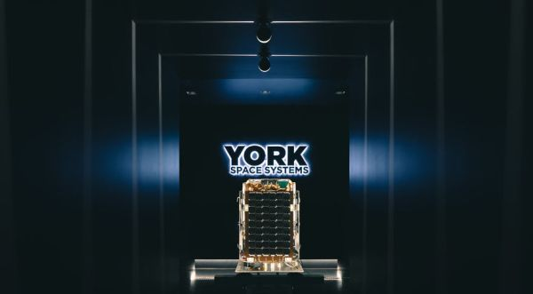 U.S. MILITARY ELECTRON LAUNCH FIRST TEST FOR YORK SATELLITE