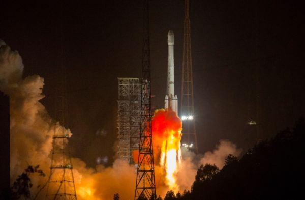 BEIDOU-3 NAVIGATION SATELLITE LAUNCHED ON LONG MARCH 3B
