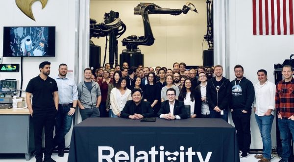 Relativity to launch LEO satellite for mu Space