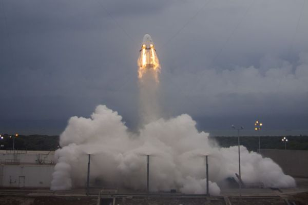 THE EMERGENCY LAUNCH ABORT SYSTEMS OF SPACEX AND BOEING EXPLAINED