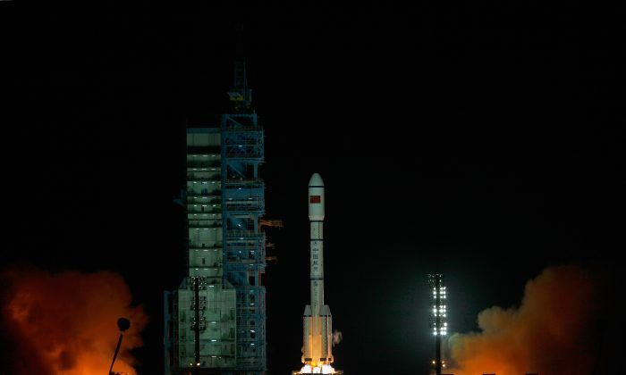 China Is Branding Anti-Satellite Weapons as 'Scavenger Satellites'