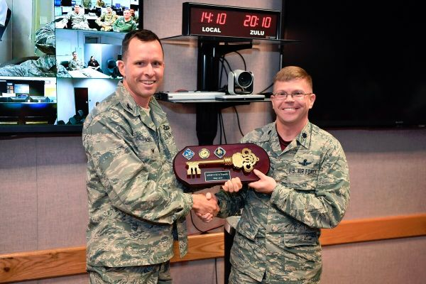 AIR FORCE GAINS INCREASED CAPACITY WITH NEW ANTI-JAMMING SATELLITE