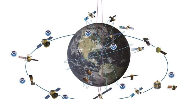 DOZENS OF SATELLITES COULD FEED NOAA'S FUTURE WEATHER MODELS