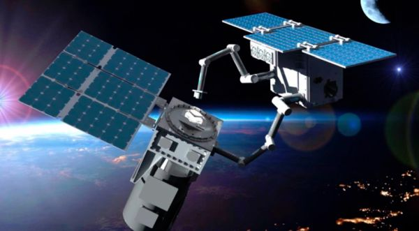 TETHERS UNLIMITED DEVELOPING SATELLITE SERVICER FOR LEO MISSIONS