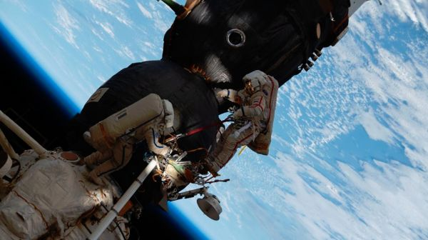 NASA TELEVISION TO AIR RUSSIAN SPACEWALK AT INTERNATIONAL SPACE STATION