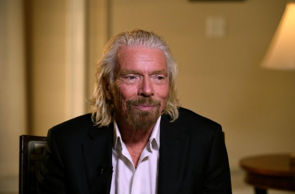 RICHARD BRANSON TAKES SATELLITE LAUNCH BUSINESS TO JAPAN WITH AIRLINE ANA
