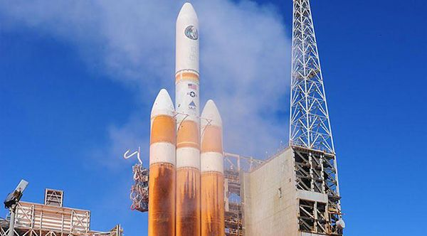 ULA DELTA IV ROCKET SET TO LAUNCH GPS 3-SERIES SATELLITE FROM CAPE CANAVERAL AUGUST 22