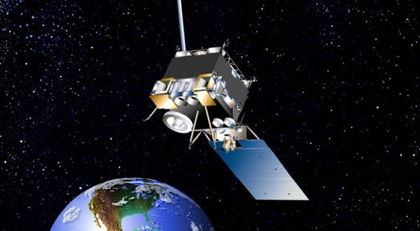 NOAA WEATHER SATELLITE TRANSFERRED TO U.S. AIR FORCE
