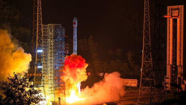 LONG MARCH 3B LAUNCHES LATEST BEIDOU-3M SATELLITES