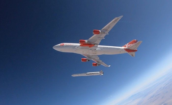 VIRGIN ORBIT PLANS FIRST SATELLITE LAUNCH IN 2 MONTHS