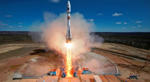 KEPLER BOOKS SOYUZ FOR FIRST TWO OPERATIONAL SATELLITES