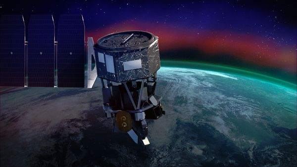NASA'S ICON SATELLITE TO LAUNCH ON WEDNESDAY