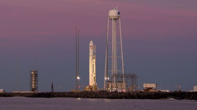 NORTHROP GRUMMAN CARGO SHIP LAUNCH TO SPACE STATION DELAYED TO NOVEMBER