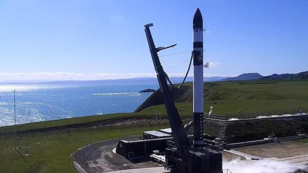 ROCKET LAB PREPS FOR COMMERCIAL SATELLITE LAUNCH THIS WEEK