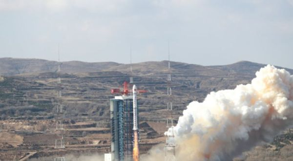 CHINA TESTS GRID FINS WITH LAUNCH OF GAOFEN-7 IMAGING SATELLITE
