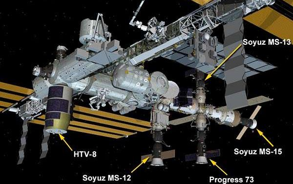 RUSSIAN SCIENTISTS PROPOSE CREATION OF SEPARATE ISS MODULE FOR SPORTS, MEDICINE