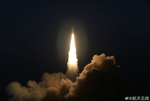 CHINA LAUNCHES SECOND KUAIZHOU-1A ROCKET IN FOUR DAYS