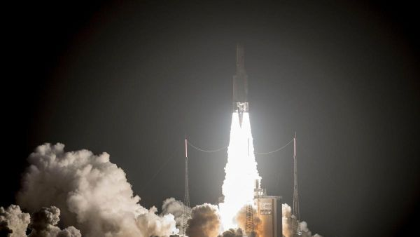 EGYPT TO SEND FIRST COMMUNICATIONS SATELLITE INTO ORBIT ON FRIDAY