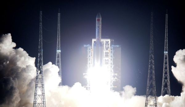 CHINA'S BIG AMBITIONS FOR SPACE ARE RIDING ON A DECEMBER LAUNCH